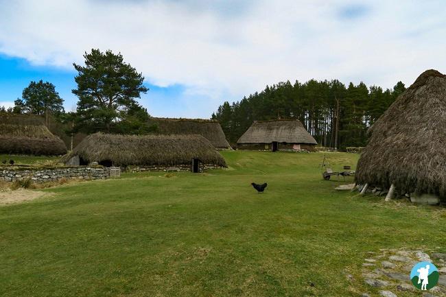 highland folk museum cairngorms