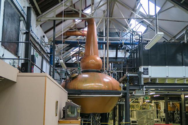 stills tomatin distillery whisky