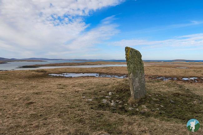 standing stones berneray
