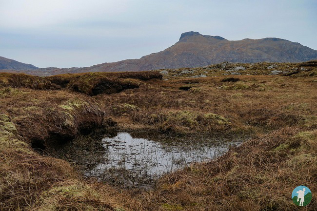 south uist walking holidays scotland