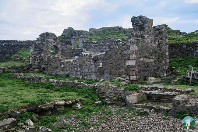 isle of may chapel north berwick boat trips