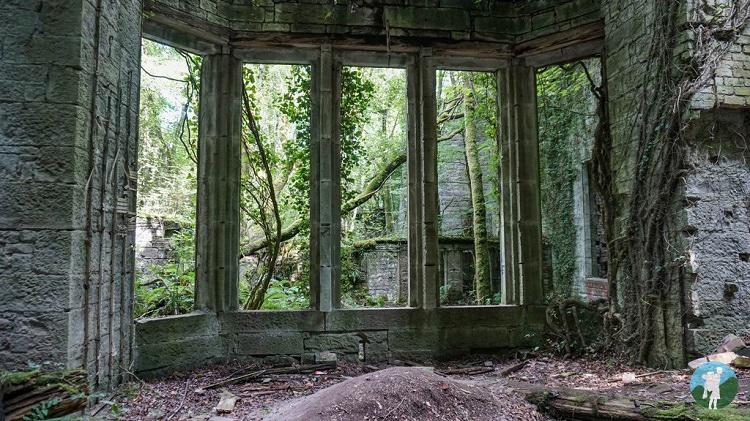 abandoned derelict places scotland buchanan