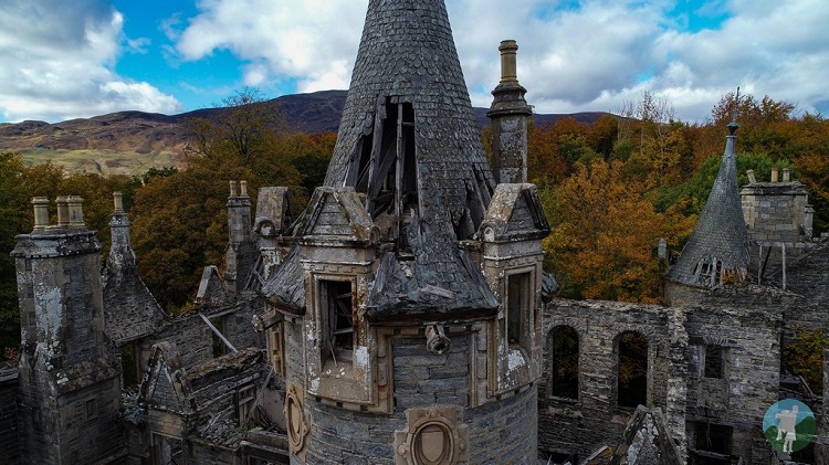 dunalastair house robertson