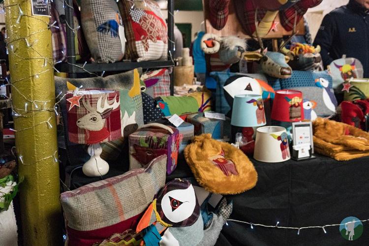 oban winter festival crafts