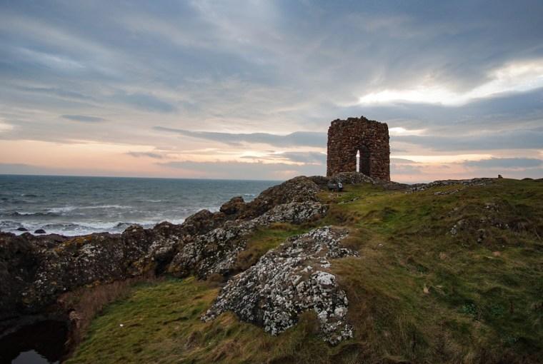 fife coast lady's tower