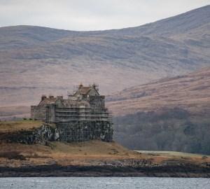 duart castle ferry mull
