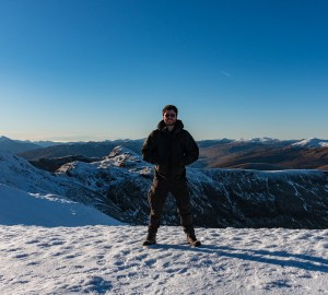 tarmachan hiking routes scotland