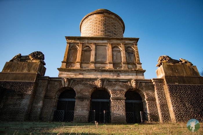 hamilton mausoleum things to do lanarkshire