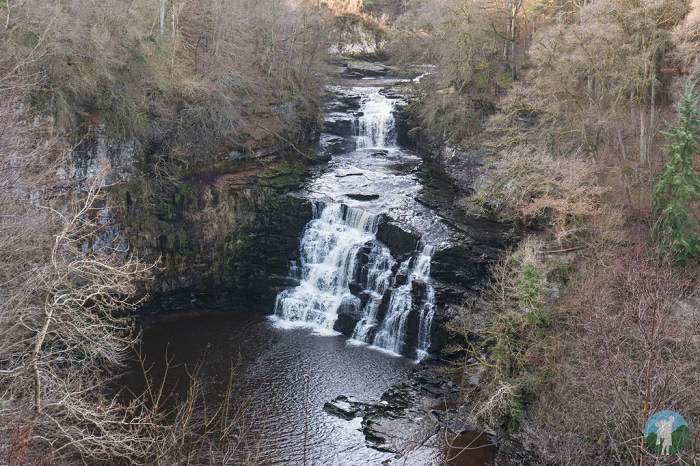 things to do in lanarkshire falls of clyde