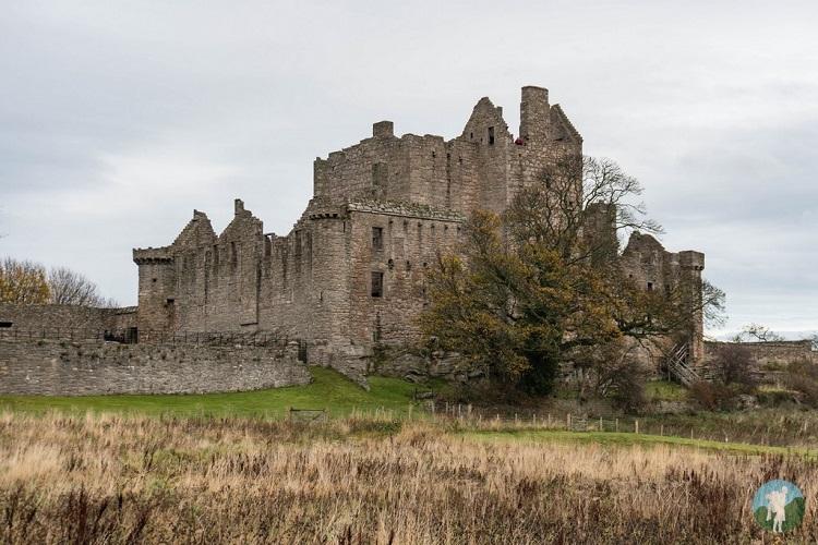 castles near edinburgh craigmillar