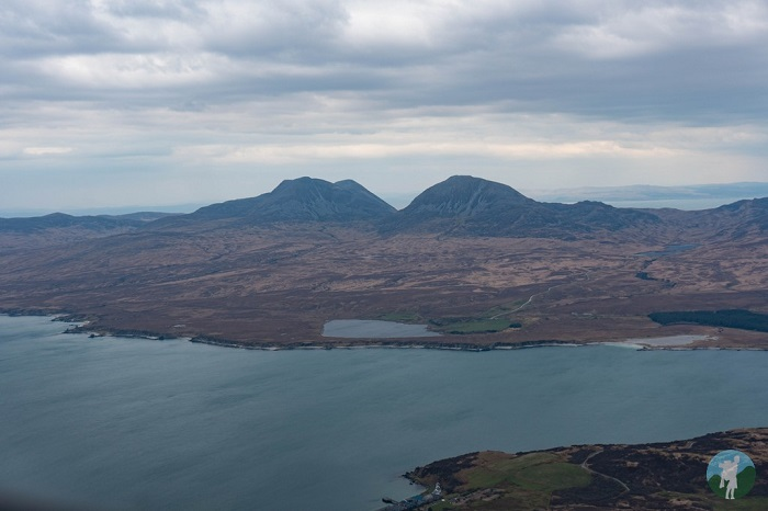 paps of jura flight
