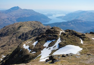 ben vorlich loch lomond walks
