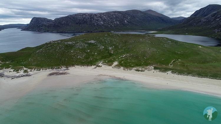 isle of harris drone