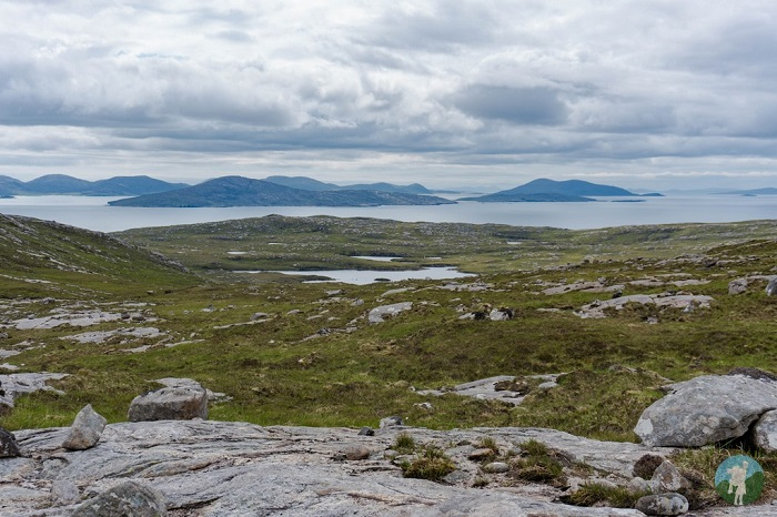 walking north harris scotland