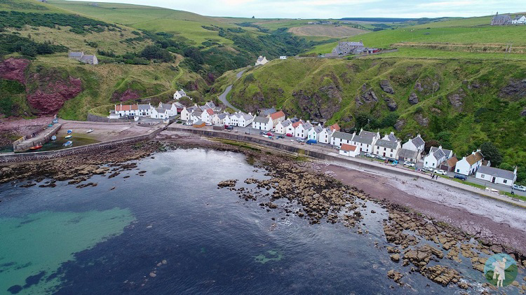 pennan local hero drone north east