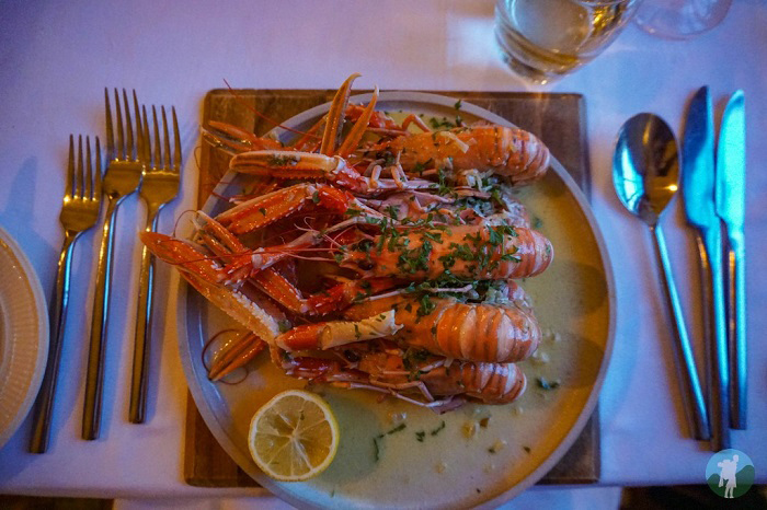 arisaig house seafood road to the isles