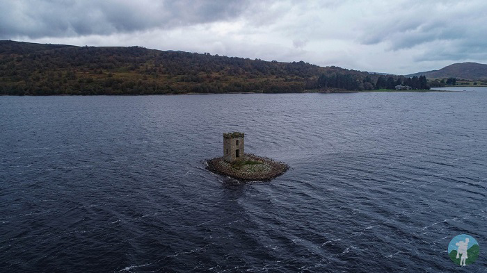 eilean nam faoileag scotland in october