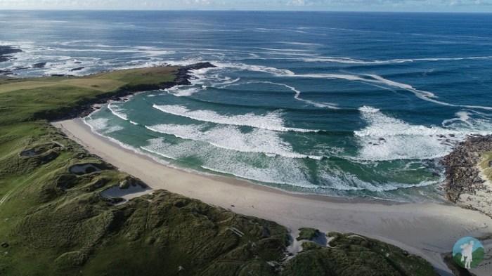 hosta north uist west coast holidays scotland