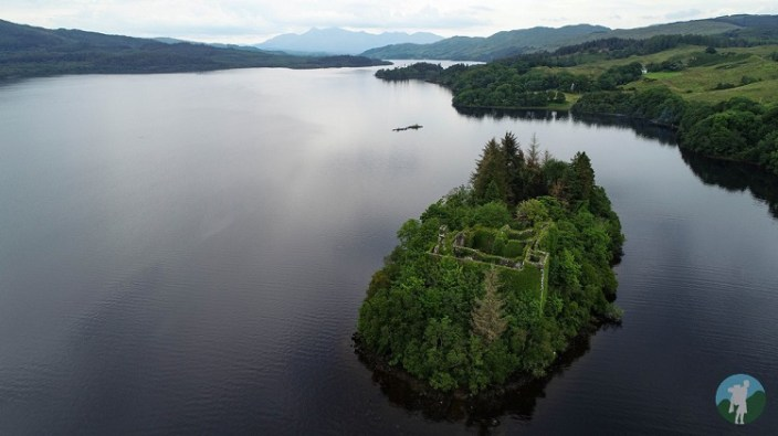 innis chonnell castles of argyll