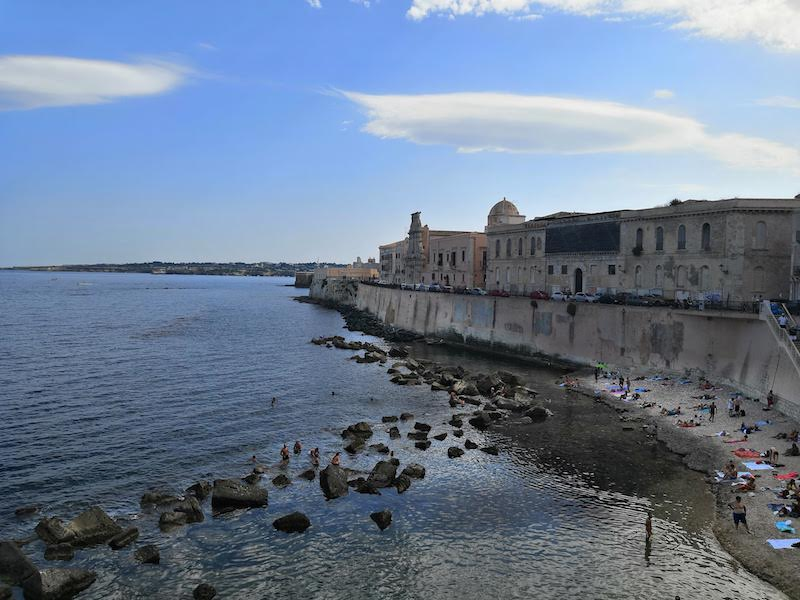 Ortygia Sicily - Travels with Albertine
