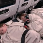 Pack This Inflatable Airplane Seat Extension For Flying Kids