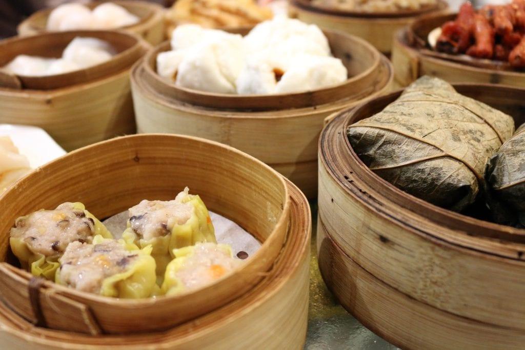 Chinese New Year dimsum