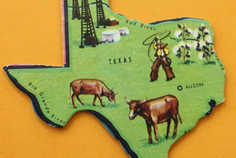 These 7 Attractions Could Only Exist in Texas Travels with Bibi