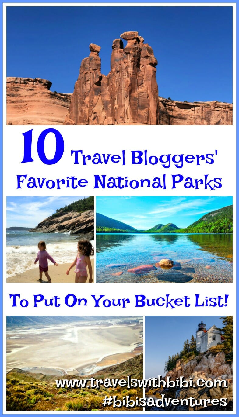 10 Best National Parks and National Monuments in the US and Beyond