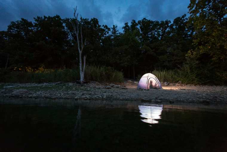 Camping, RVs and Outdoor Recreation in Branson, Missouri Travels with Bibi