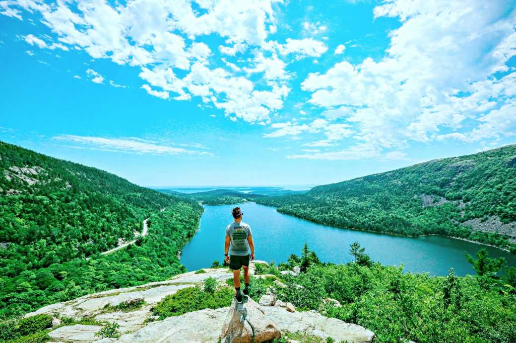 Acadia National Park in Bar Harbor Maine Travels with Bibi
