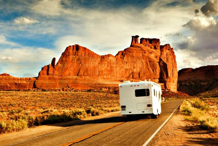 Camper Holiday Travels with Bibi