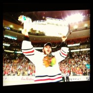 The Hawks win the Cup!
