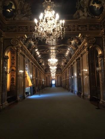 stockholm palace interior