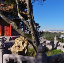 Backside View from Jingshan Hill