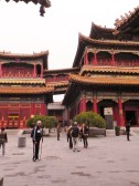 Dormitory of Lama Temple