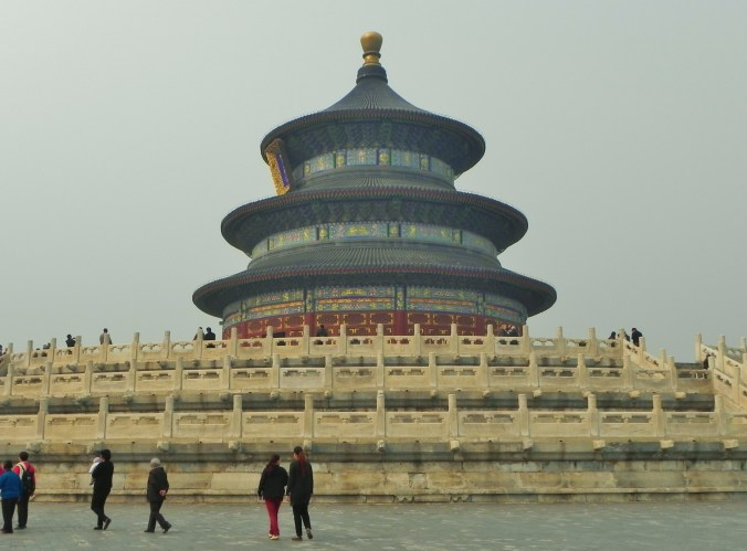 Beijing, Temple of Heaven, Hall of Prayers of Good Harvests