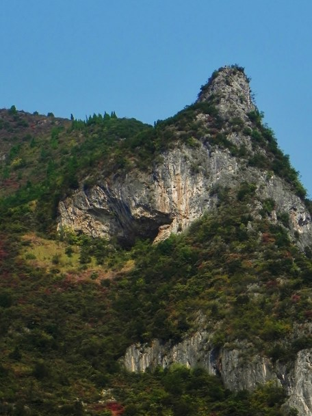 Yangtze River, Yangtze Cruise, Yangzi, Chang Jiang, Wu Gorge, Cave, Three Gorges