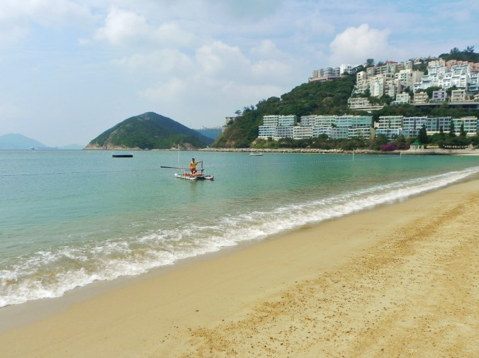 China, Hong Kong, Repulse Bay, Beach