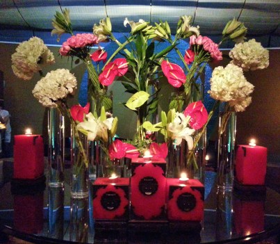 China, Hong Kong, Shangri-La, hotel, floral arrangement, flowers