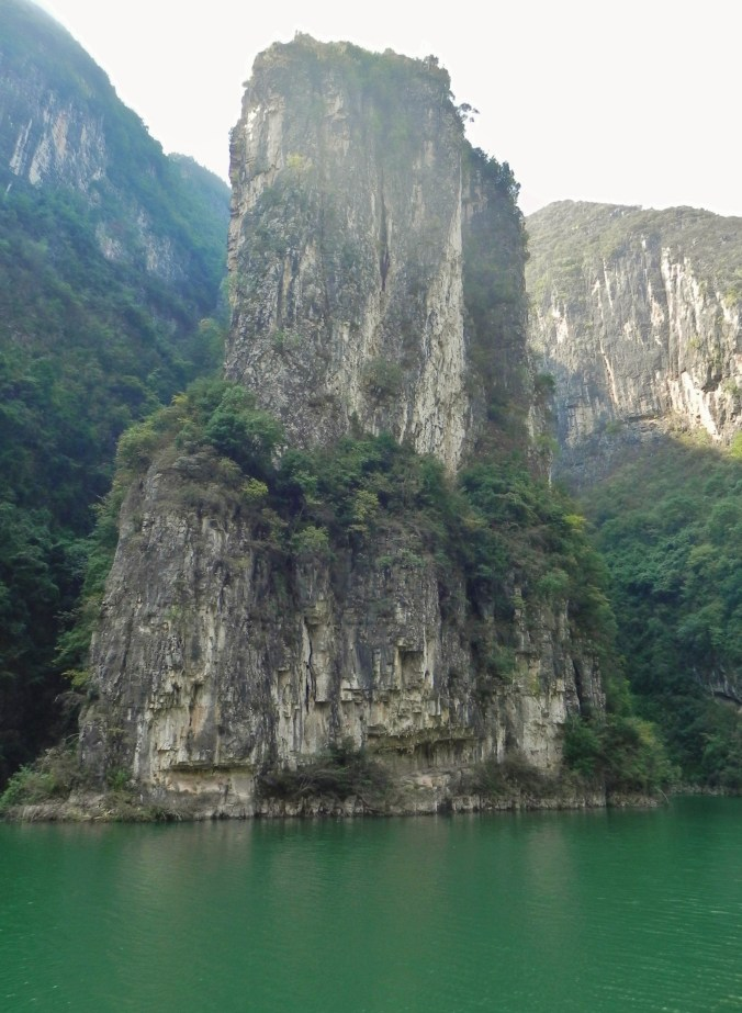 China, Yangtze River, Yangtze Cruise, Yangzi, Chang Jiang, Daning, Shennong Stream, gorge, Lesser Three Gorges