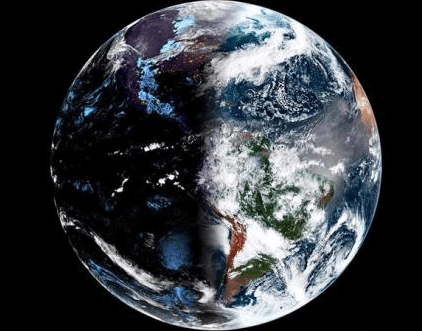 vernal equinox as different as day and night