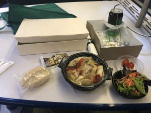 Capitol Limited Dinner