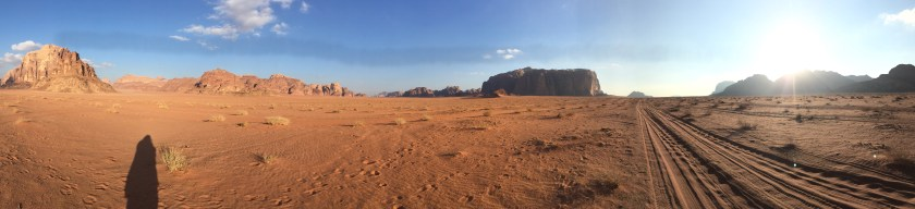 Welcome to Wadi Rum!