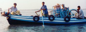 Cochin Travel by Boat