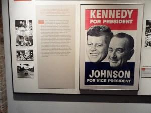JFK's presidential campaign