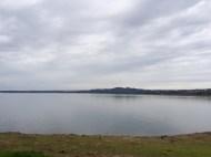 Folsom Lake in February