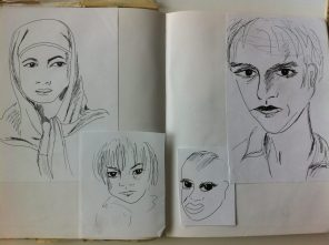 Sketches from my Indian Sketchbook