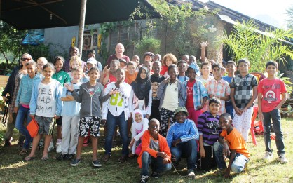 6I and 6M on the Year 6 Isamilo School Trip in February 2015