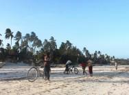 Boys on Matemwe Beach, Zanzibar