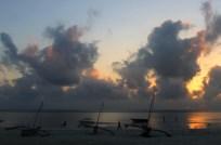 Dawn on Matemwe Beach, Zanzibar